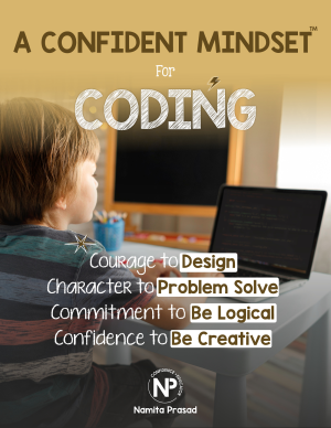 motivational poster for A confident coder